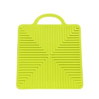 Silicone Bench Mat with handle, 300x300mm