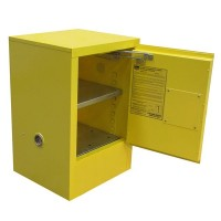 Toxic Substance Storage Cabinet