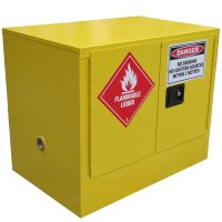 160L Flammable Storage Cabinet, DIL5535AS.   -P.O.A