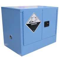 100L Corrosive Cabinet Metal, Under Bench.  DIL5535ASPH