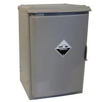 70L PVC Corrosive Substance Storage Cabinet, Under Bench.  CF70-UB