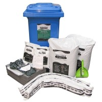 SPILLTECH General Purpose Spill Kit (ECONOMY), 240L.  SK240E