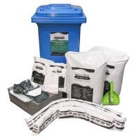 SPILLTECH General Purpose Spill Kit (ECONOMY), 240L.  SK240E