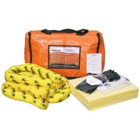 SPILLTECH Chemical Spill Kit, 50L.  SKC50