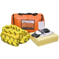 SPILLTECH Chemical Spill Kit, 80L.  SKC80