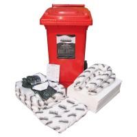SPILLTECH Oil Only Spill Kit, 120L.  SKO120