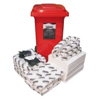 SPILLTECH Oil Only Spill Kit, 240L.  SKO240