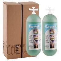 Tobin Eyewash pH Neutralising Buffer Solution Replacement Bottles - 2 Bottles.  T426