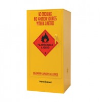 Flammable Cabinet, 60L Capacity.  04-1064