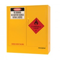 Flammable Cabinet, 160L Capacity.  04-1066