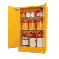 Flammable Cabinet, 250L Capacity.  04-1067