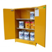 Flammable Cabinet, 350L Capacity.  04-1069