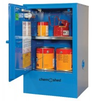 30L Chemshed Corrosive Cabinet.  04-1070