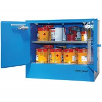100L Chemshed Corrosive Cabinet.  04-1072