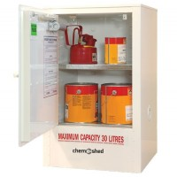 30L Chemshed Toxic Cabinet.  04-1140