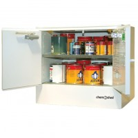 100L Chemshed Toxic Cabinet.  04-1142