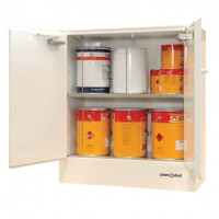 160L Chemshed Toxic Cabinet.  04-1143