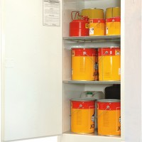 250L Chemshed Toxic Cabinet, Vertical.  04-1145