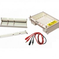 Mini Horizontal Gel Electrophoresis System. MT-108  -P.O.A