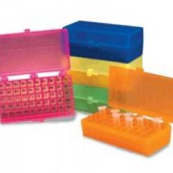 50 Place Freezer Box, Assorted Colours. 2708-229