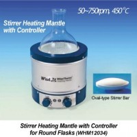 Aluminium Case Beaker Heating Mantle with Controller, WHM1214*
