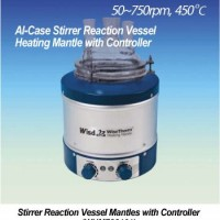 Aluminium Case Stirrer Reaction Vessel Heating Mantles with Controller - POA