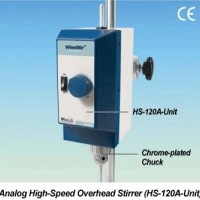 Analogue High Speed Overhead Stirrer, HS120A - POA