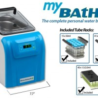 4 Litre MyBath Digital Water Bath, B2000 - POA
