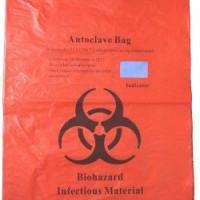 35.6 x 48.3cm Bio-hazard Bags Red DSK-ABB-03