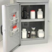 70 Litre Class 8 Corrosive Cabinet with Single Door