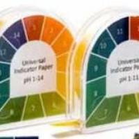 pH 1-14 Universal Indicator Paper. 046.5