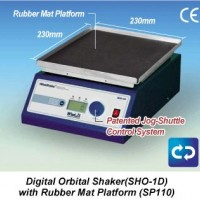 Digital Orbital Shaker 10-300rpm