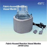 Fabric Housed Reaction Vessel Mantles - POA