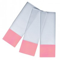 Microscope Slides Pink Colour Frosted,45° Corners