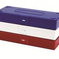 50 Place Microscope Slide Box.  KJ807