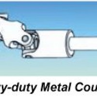 Heavy Duty Metal Flexible Coupling, 40477/78 - POA