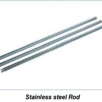 Stainless Steel Rod for Plate Stand, WOS502 - POA
