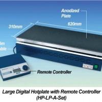 Large Digital Hotplate with Remote Controller HP-LP-A-Set/LP-C-Set - POA
