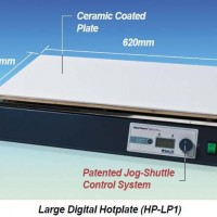 Large Digital Hotplate with Built-in Digital PID Controller HP-LP1/LP2 - POA