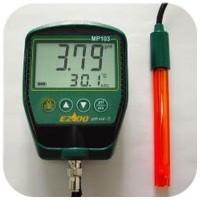Hand Held pH Meter, MP103
