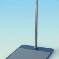 Wide Plate-type Stand with Support Rod, WOS501515 - POA