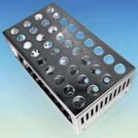 Test Tube Rack for General Purpose Waterbaths,  WB0202