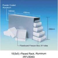 Rack, 15 Places RFU3040 - POA