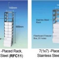 Rack, 7 Places RFC7 - POA