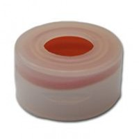 11mm Natural Snap-Top Cap, Polypropylene.  SC101101