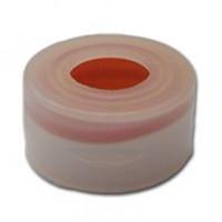 11mm Natural Snap-Top Cap, Polypropylene.  SC101101