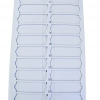 20 Place Cardboard Slide Tray Without Lid.  0500-7020