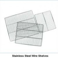 Stainless Steel Wire Shelf, WOF10800 - POA
