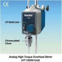 High Torque Overhead Stirrer, Analog Model, 40L or 60L Option.  HT-50AX / HT-120AX.   - P.O.A