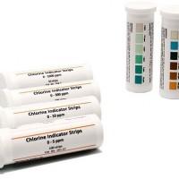 0-20ppm Chlorine Indicator Strips, 216.1